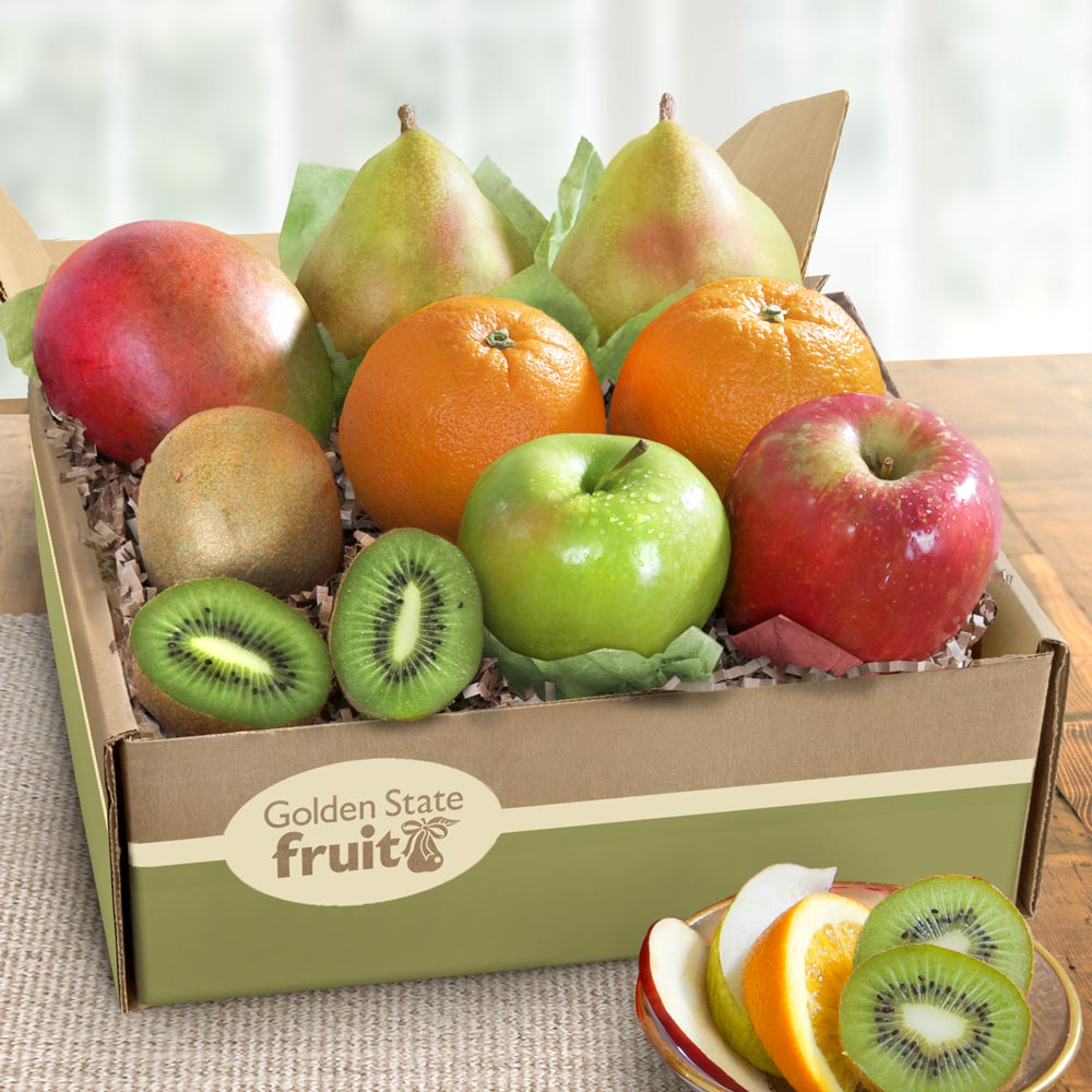 Golden State Signature Fruit Gift Collection