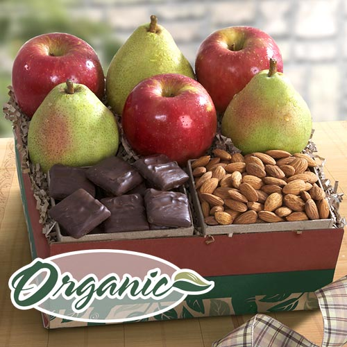 Organic Malibu Munch Fruit Gift